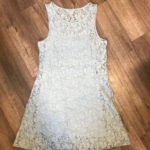 Dresses & Skirts - Free People Dusty Mint Dress Sz M